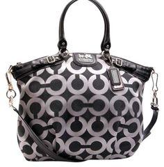 Coach 18635 Madison Lindsey Shoulder Bag $170