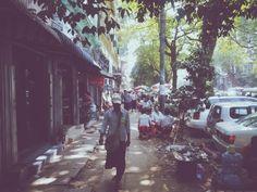 LIfe in the streets of Yangon. ruben_i   VSCO Grid  #oldyangon #yangon #myanmar #southeastasia #sea