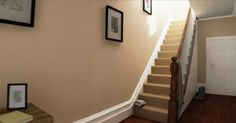 Crown Paint - Taupe Mid. For the hallway. Now I like this color