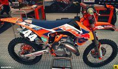 Ktm Dirt Bikes, Mx Bikes, Ktm 125, Motocross Gear, Enduro, Dirtbikes, Red Bull, Motorbikes, Cycling