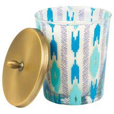 Illume Boho Oceano Candle Large - so pretty! #ZDSummerFun
