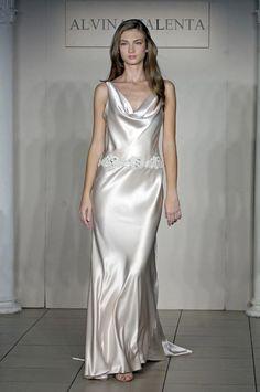 Alvina Valenta Fall/Winter 2008 Ready to Wear Bridal Collection
