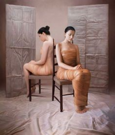 Martin Llamedo, 1980 ~ Figurative painter
