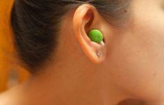 Προστατέψτε την ακοή σας Stud Earrings, Jewelry, Jewlery, Jewerly, Stud Earring, Schmuck, Jewels, Jewelery, Earring Studs