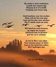 gebed gedicht