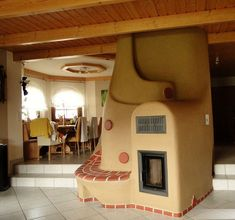 Risultati immagini per cob stove scheme Plaster House, Home Furnace, Rocket Mass Heater, Cooking Stove, Rustic Fireplaces, Gnome House, Stove Fireplace, Rocket Stoves, Natural Building