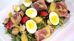 Michael Symon's Tuna Nicoise Salad