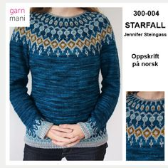 300-00 JENN SINE LØSE OPPSKRIFTER3 Icelandic Sweaters, Knit Crochet, Diy And Crafts, Men Sweater, Cardigans, Knitting, Inspiration, Outfits, Clothes