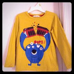 Kids long sleeve shirt from h&m Good condition, H&M Tops Tees - Long Sleeve
