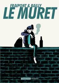"""BD """"Le muret"""" de Fraipont & Bailly, 08/11/14"""