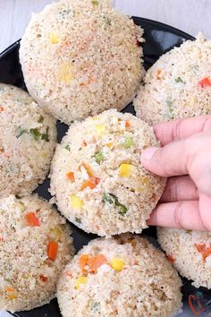 Oats Idli Bhatura Recipe, Idli Recipe, Oats Recipes Indian, Indian Snacks, Healthy Recipes For Diabetics, Vegetarian Recipes, Breakfast Recipes, Snack Recipes, Cooking Recipes
