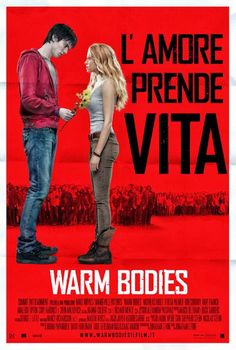2013, poster art: Warm bodies