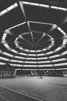 Norden by Kim Høltermand, via Behance Amazing Architecture, Architecture Details, Interior Architecture, Interior Design, Luz Natural, Brick Roof, Modern Architects, Composition Design, Interesting Buildings