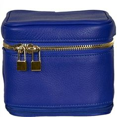 Fantastic Jewelry Case with tons of pockets/storage spaces! Perfect for traveling!