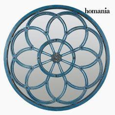 Specchio Rotund Azzurro - Modern Collezione by Homania Homania 161,61 € https://shoppaclic.com/specchi/22318-specchio-rotund-azzurro-modern-collezione-by-homania-7569000916467.html