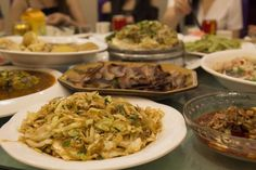 Foods to try in China