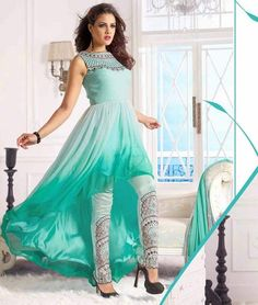 Amazing collection of Long #AnarkaliSuit online. FLAT 10% #discount offer on the #LongAnarkali. Cash On Delivery is available. Buy Now: - http://www.shoppers99.com/bridal_store/party_wear_anarkali_suits
