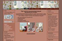 Sisustushuoneen nettisivut