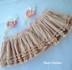 Excited to share the latest addition to my #etsy shop: Baby tulle skirt and headband / Jupe en tulle son accessoire pour bebe #clothing #children #baby #softtulle #tulle #babytulle #babysofttulle #babyskirt #skirt