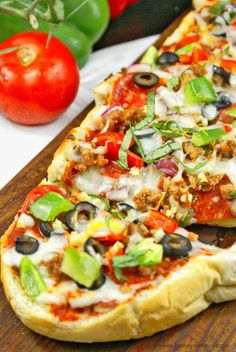 This Grilled French Bread Pizza Supreme is a simple meal. Pizza is fantastic on the grill and a great way to beat the Summer heat. With just a few ingredients and about 30 minutes dinner will be on the table. Plus it is totally customizable to everybody's liking and such a fun dinner for the...Read More »