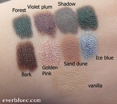 bobbi brown swatches eyeshadow stick - Google Search