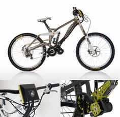Conway e Rider. Electric Mountain Bicycle. €6000 | S pedelec