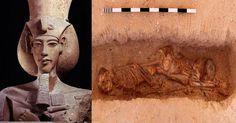 Nuevo hallazgo, ¿construyeron los niños la ciudad de Akhenaton?