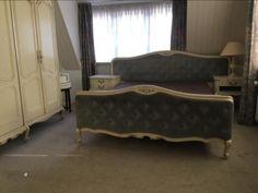 queen ann slaapkamer compleet met kast en kaptafel slaapkamer complete slaapkamers