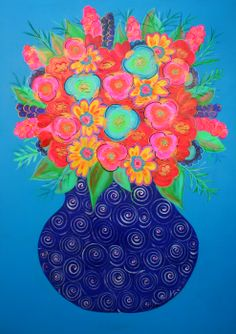 Danielle Ducheine. You can win this painting by liking https://www.facebook.com/KunstKiezelKlei?ref=hl