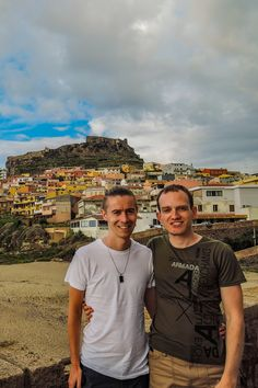 Castelsardo is a town and comune in Sardinia, Italy, located in the northwest of the island within the Province of Sassari, at the east end of the Gulf of Asinara. #gaycouple #gaytravel #gayitaly #gaysardinia #gayitalia #gay #lgbt #lgbtq #gaymarriage #gayhusbands #husbands #lgbttravel #lgbtqtravel #gaycouplegoals Sardinia Italy, The Province, Gay Couple, Couple Goals, Lgbt, Husband, Journey, Couples, Travel