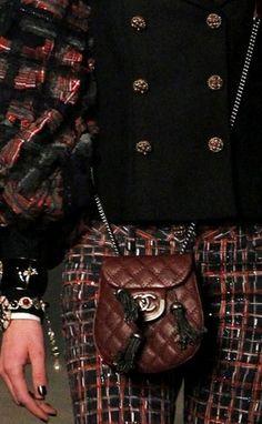 Chanel Pre-Fall 2013 - Sporran Style Bag