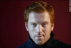 Damian Lewis..Don't usually care for red headed gentleman, but I'll make an exception...