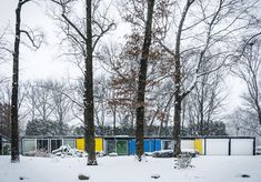 Midcentury prefab time capsule is couple's dream home - Curbedclockmenumore-arrownoyes : A couple scores the ultimate midcentury time capsule