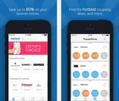 coupon app - Google 搜尋