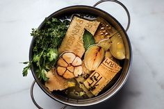 Find the recipe for Parmesan Broth and other parmesan recipes at Epicurious.com
