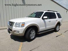 2010 Ford Explorer, 91,162 miles, $17,900.