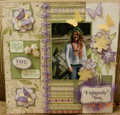 Level 3 scrapbooking Close to my Heart