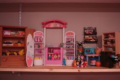 Barbie Toy Store Playset by Mattel, 1999
