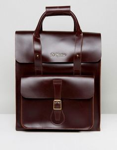 Discover our range of men's bags at ASOS. Pick from classic leather bags or designer backpacks to messenger work bags in your favorite styles today. Dr Martens Backpack, Doc Martens, Leather Purses, Leather Wallet, Men's Backpacks, Leather Backpacks, Work Bags, Leather Accessories, Leather Men