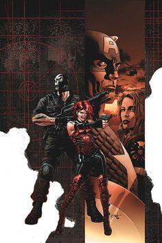 Crossbones Captain America's killer