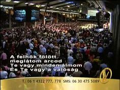 Velem vagy Uram, hangod megnyugtat - Hit gyülekezete - YouTube