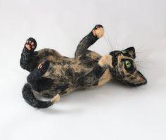 Personalized Custom Pet Portrait Miniature by KNartDesign on Etsy