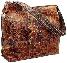 This is my purse that the hubby bought me, I get more compliments on it. LOVE IT!
