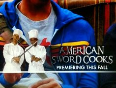American Sword Cooks #AbedTV