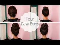★ 5MIN EASIEST PARTY UPDO | EVERYDAY BRAIDED BUN PROM HAIRSTYLES FOR MEDIUM LONG HAIR TUTORIAL - YouTube