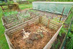 Ein Komposthaufen liefert wertvolle Erde. Doch wie pflegt man den Kompost richtig?