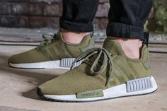 "adidas NMD R1 ""Green"" Europe Exclusive - EU Kicks: Sneaker Magazine"
