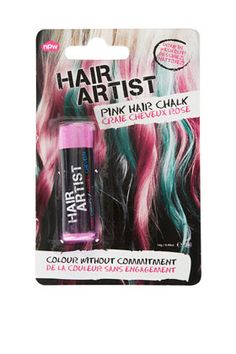 Hairchalk in Pink - Accessories  - Make Up