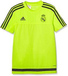 adidas Real Madrid CF - Camiseta de entrenamiento #regalo #arte #geek #camiseta