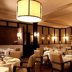 Chez Françoise - L'un des restaurants ou l'agence Elite-Connexion organise